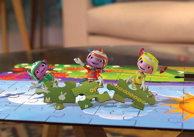 家有外星人怎么办?可爱的Floogals带你探索世界!