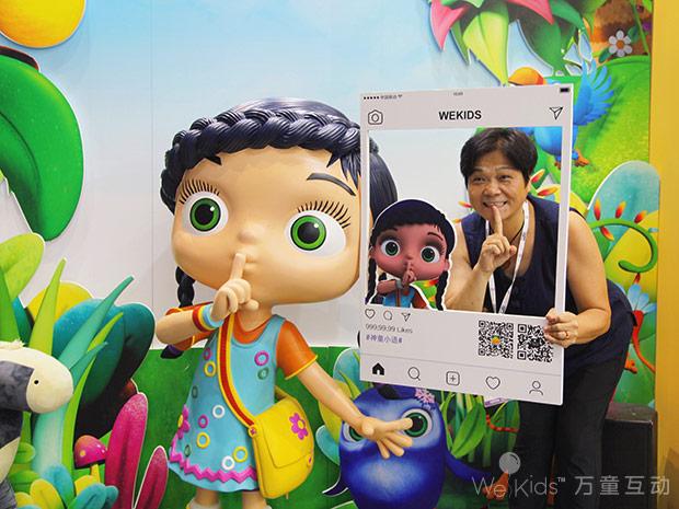 万童互动携国际动画IP赴约全球授权展·中国站