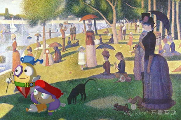 用这部也有梵高的动画片,让你的孩子至爱艺术