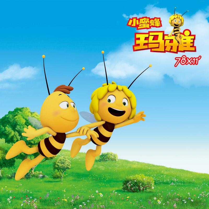 小蜜蜂玛雅 · Maya The Bee