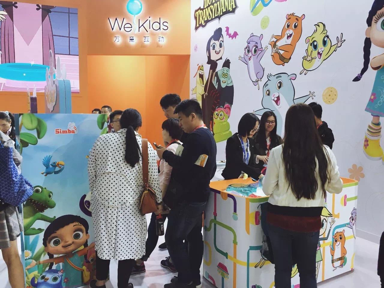 第30届广州玩具展,万童带来北美爆款玩具