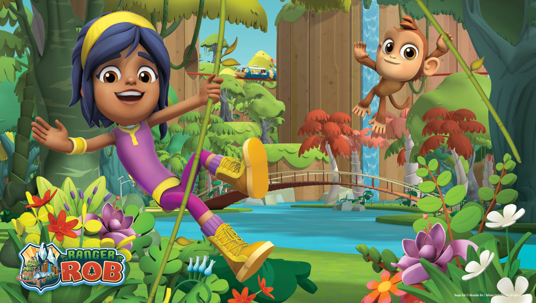 Nelvana goes global with Ranger Rob