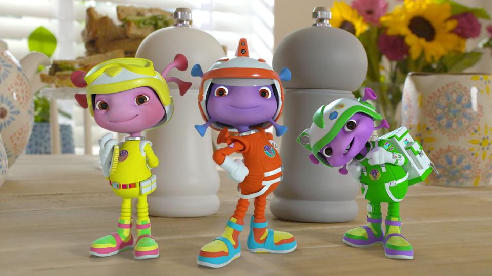 Universal Kids, Milkshake! order more Floogals
