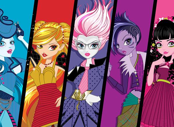SpacePOP星际少女团