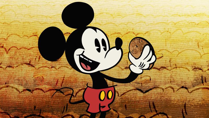 关于米老鼠,你可能不知道的冷知识